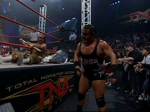 Jeff Hardy vs. Abyss vs. Sabu vs. Rhyno (10/26/05)