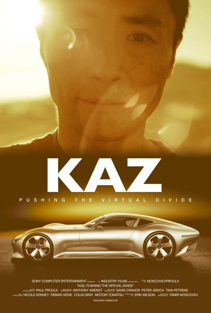 Kaz: Pushing the Virtual Divide