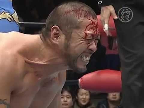 Dick Togo vs. Rui Hyugaji (12/16/10)