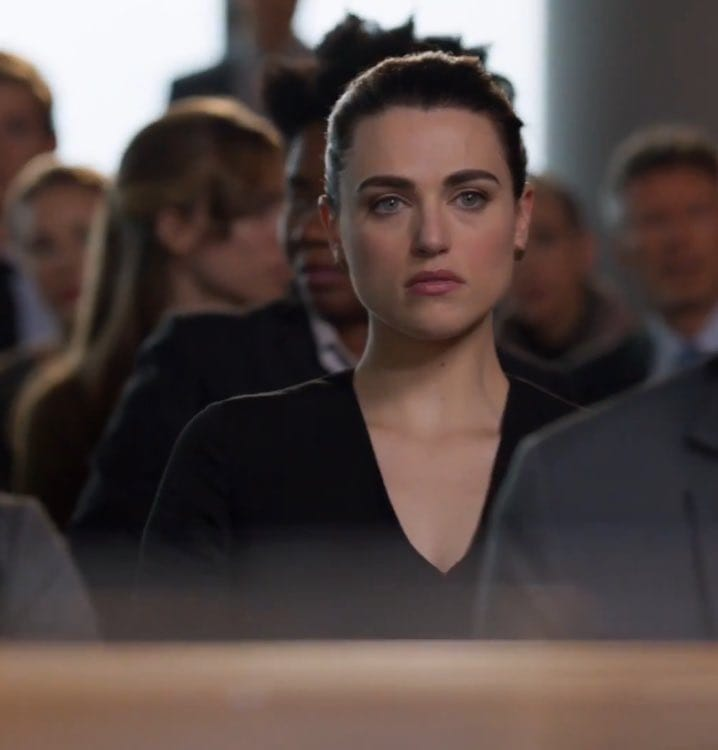 Lena Luthor (Katie McGrath)