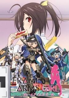Frame Arms Girl - From MyAnimeList