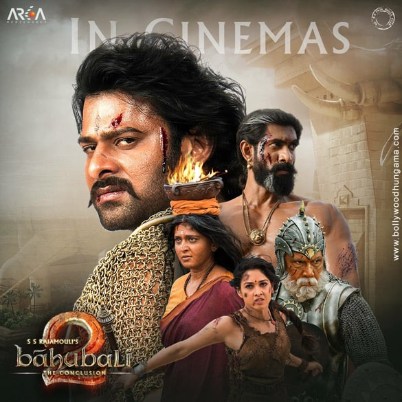 baahubali 2 the conclusion 2017 poster