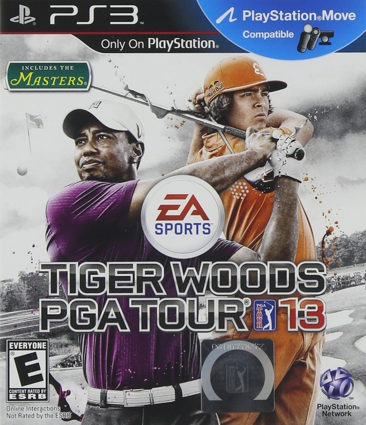Tiger Woods PGA TOUR 13 - Playstation 3