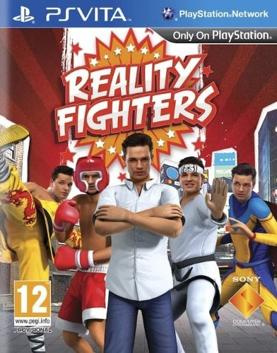 Reality Fighters - Playstation Vita