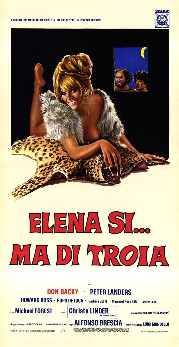 helen of troy climax