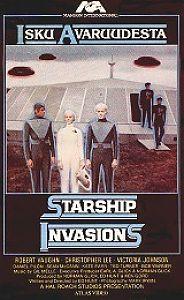 Starship Invasions [VHS]