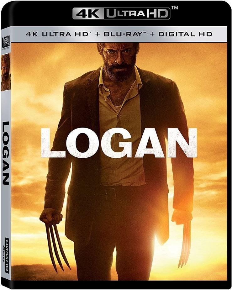 Logan (4K Ultra HD + Blu-ray + Digital HD)