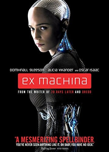 Ex Machina (DVD + Digital Copy)