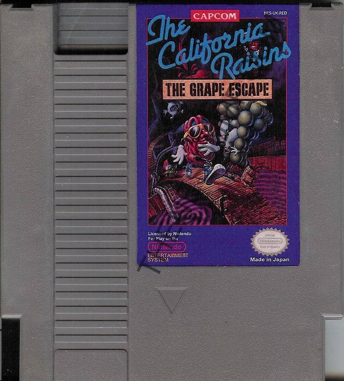 The California Raisins: The Grape Escape