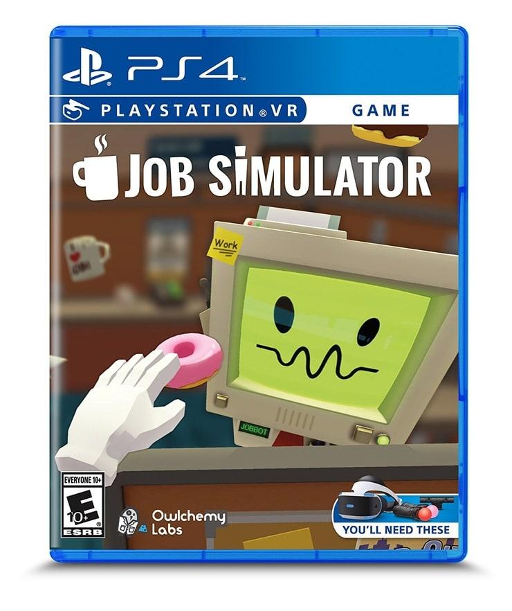 Job Simulator - PlayStation 4
