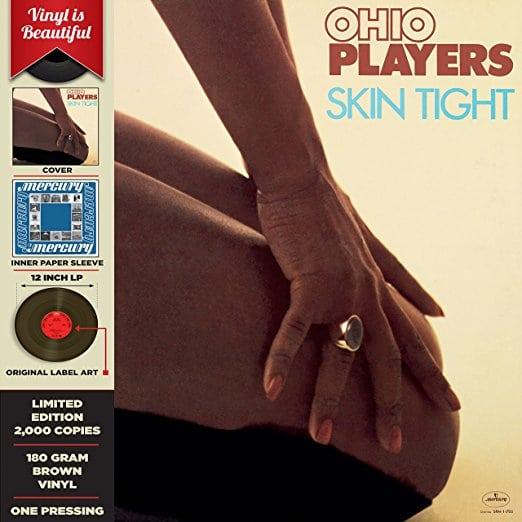 Skin Tight - 180 Gram Brown Vinyl