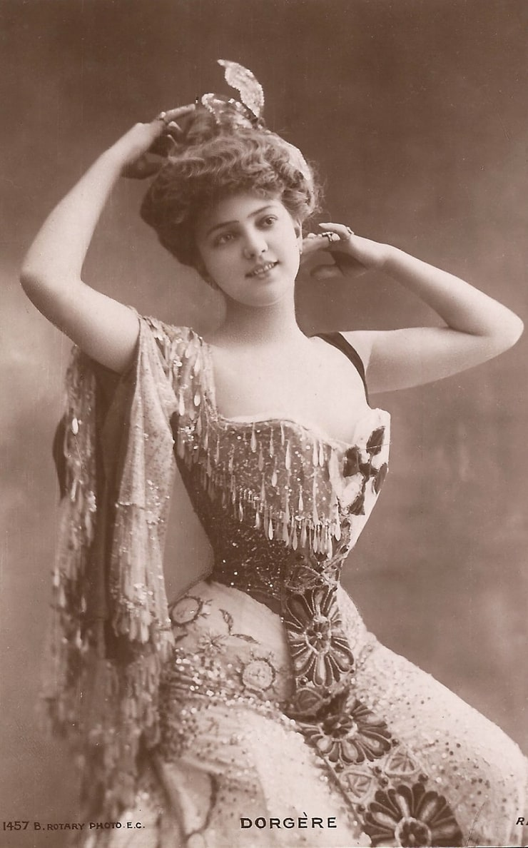 Arlette Dorgère