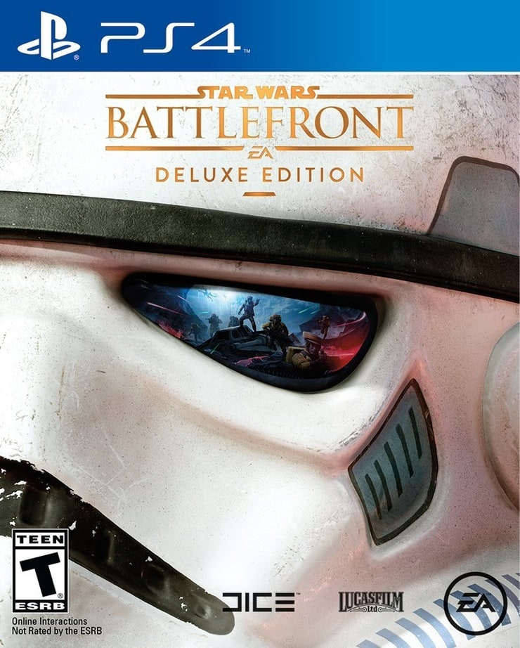Star Wars: Battlefront - Deluxe Edition