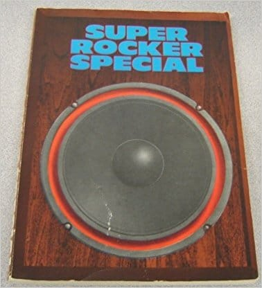 Super Rocker Special (VF0980)