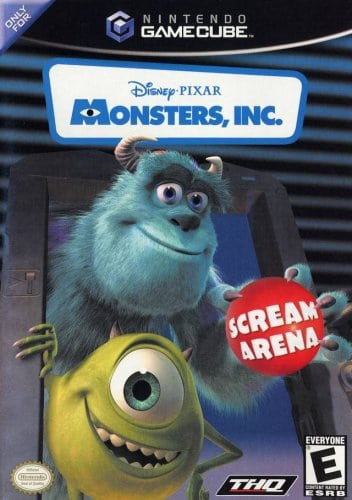 Disney/Pixar's Monsters, Inc: Scream Arena
