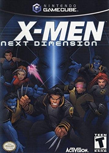 X-Men: Next Dimension (GameCube)