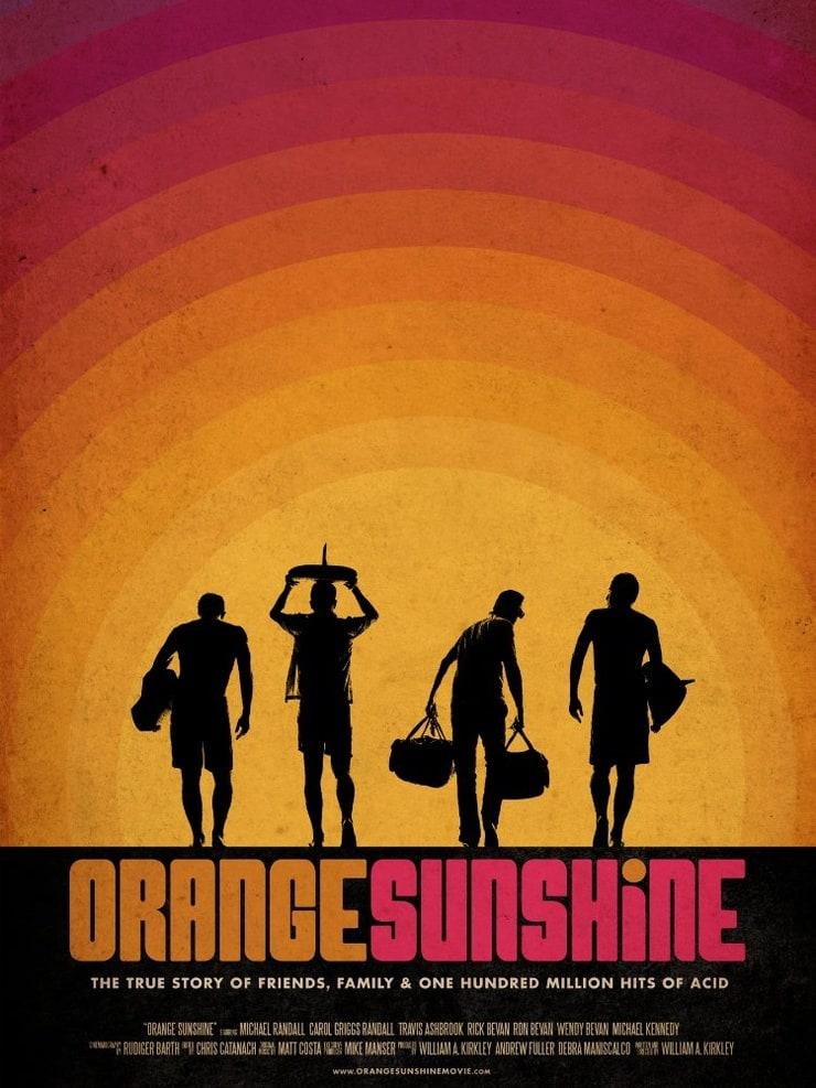 Orange Sunshine                                  (2016)
