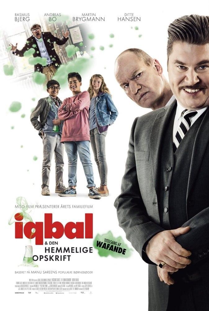 Iqbal  den hemmelige opskrift