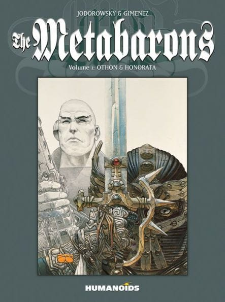 The Metabarons: Othon & Honorata - Volume 1