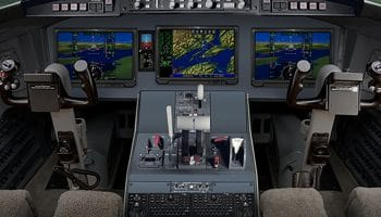 Bombardier and Rockwell Collins announce Pro Line Fusion® integrated avionics upgrade for Challenger 604 aircraft