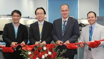 Panasonic Avionics Corporation and HAECO commemorate launch of authorised inflight entertainment and communications repair centre in Mainland China