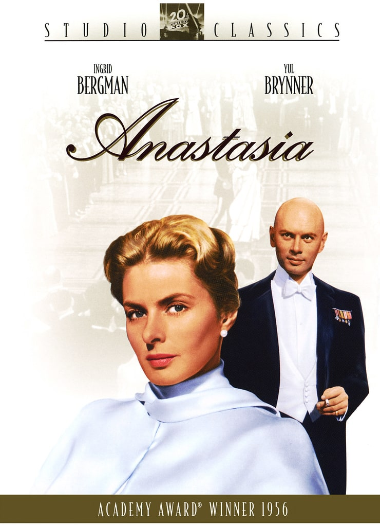 Anastasia [NTSC/REGION 1 & 4 DVD. Import-Latin America]