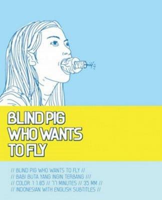Babi buta yang ingin terbang