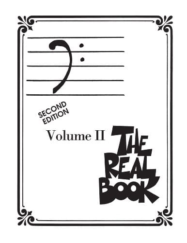 The Real Book - Volume II: Bass Clef Edition: 2