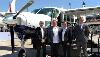 Waves Technologies chooses Cessna Grand Caravan EX to start UK-based air taxi service