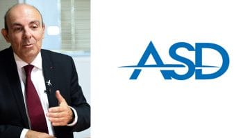 Eric Trappier is the New President of ASD