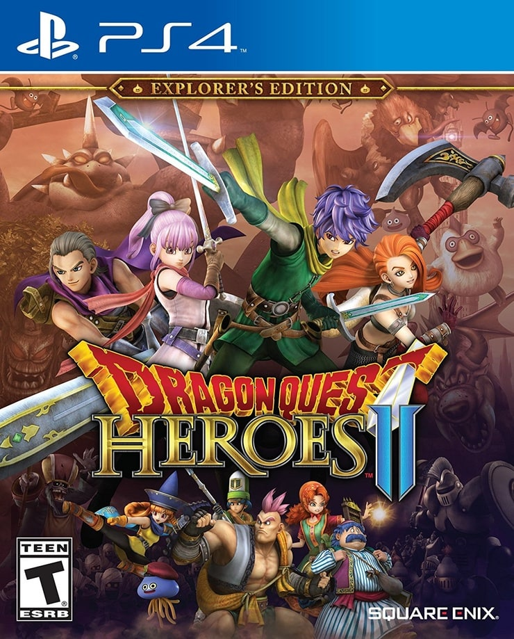 Dragon Quest Heroes II Explorer's Edition