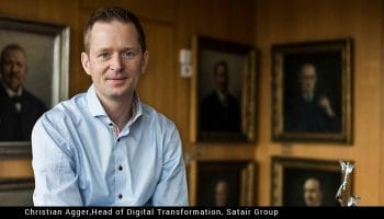Satair Group appoints Christian Agger as new Head of Digital Transformation