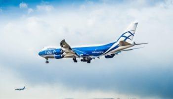 Strong start to 2017 for AirBridgeCargo