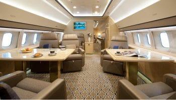 Jet Aviation redelivers completely custom-designed BBJ3
