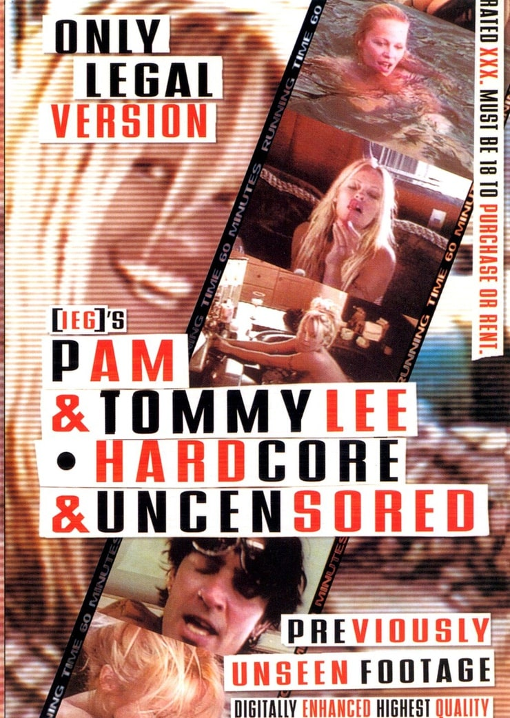 Pam  Tommy Lee: Stolen Honeymoon
