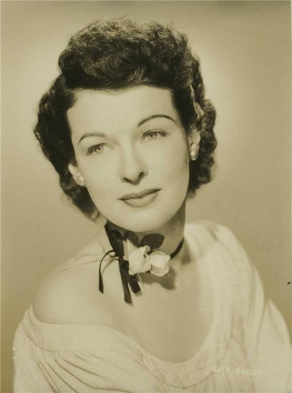 Picture Of Ruth Hussey