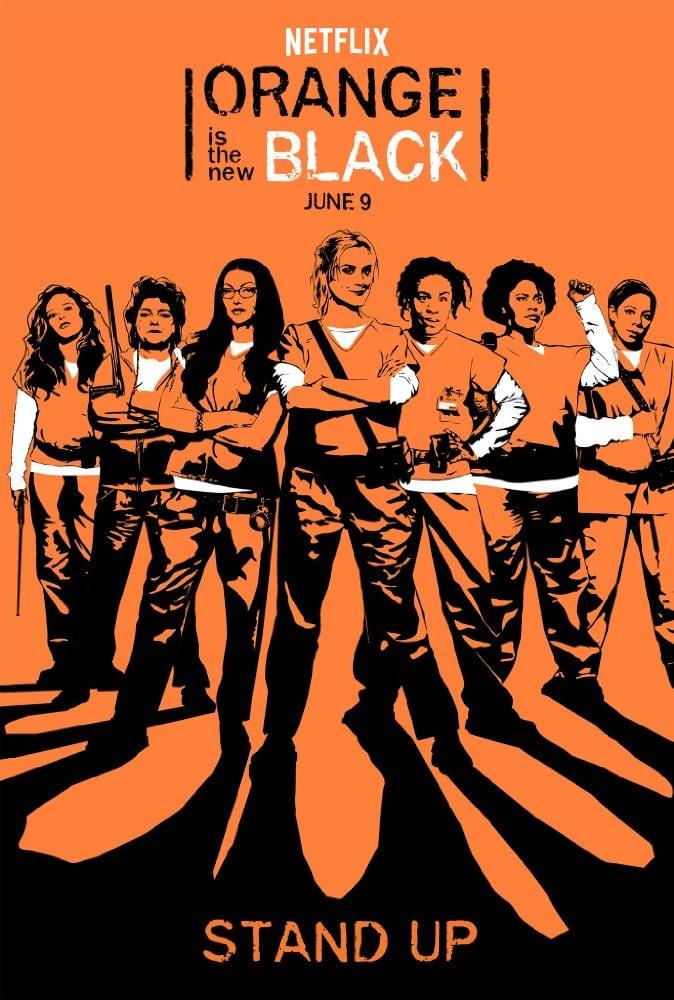 Orange Is the New Black                                  (2013- )