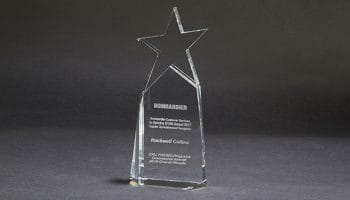 Rockwell Collins recognized as 2016 In-Service STAR Award winner by Bombardier