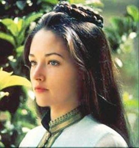 ... who played Juliet in the original film version of Romeo & Juliet