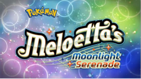 Pokemon: Meloetta's Moonlight Serenade