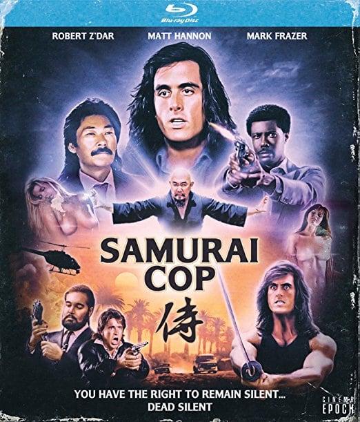 Samurai Cop [Blu-Ray]