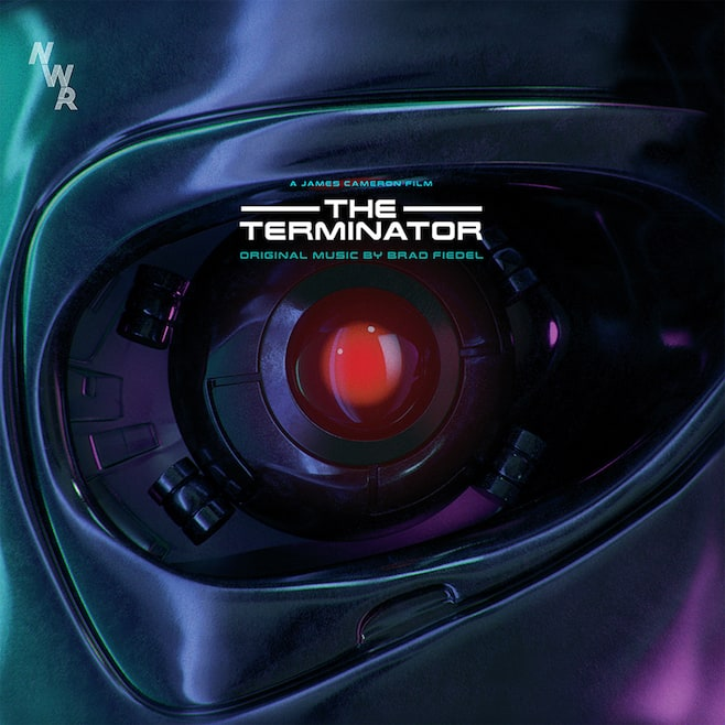 The Terminator (Original Motion Picture Soundtrack) (2-LP 180 Gram, Colored Vinyl)