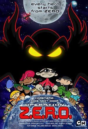 Codename: Kids Next Door - Operation Z.E.R.O.                                  (2006)
