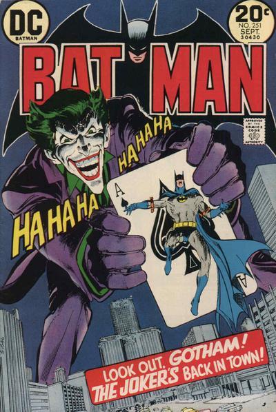 Batman #251 :