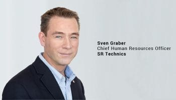 SR Technics selects Sven Graber as Chief Human Resources Officer