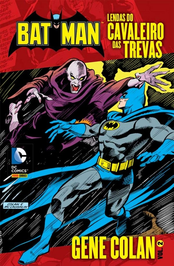Tales of the Batman - Gene Colan, Volume Two