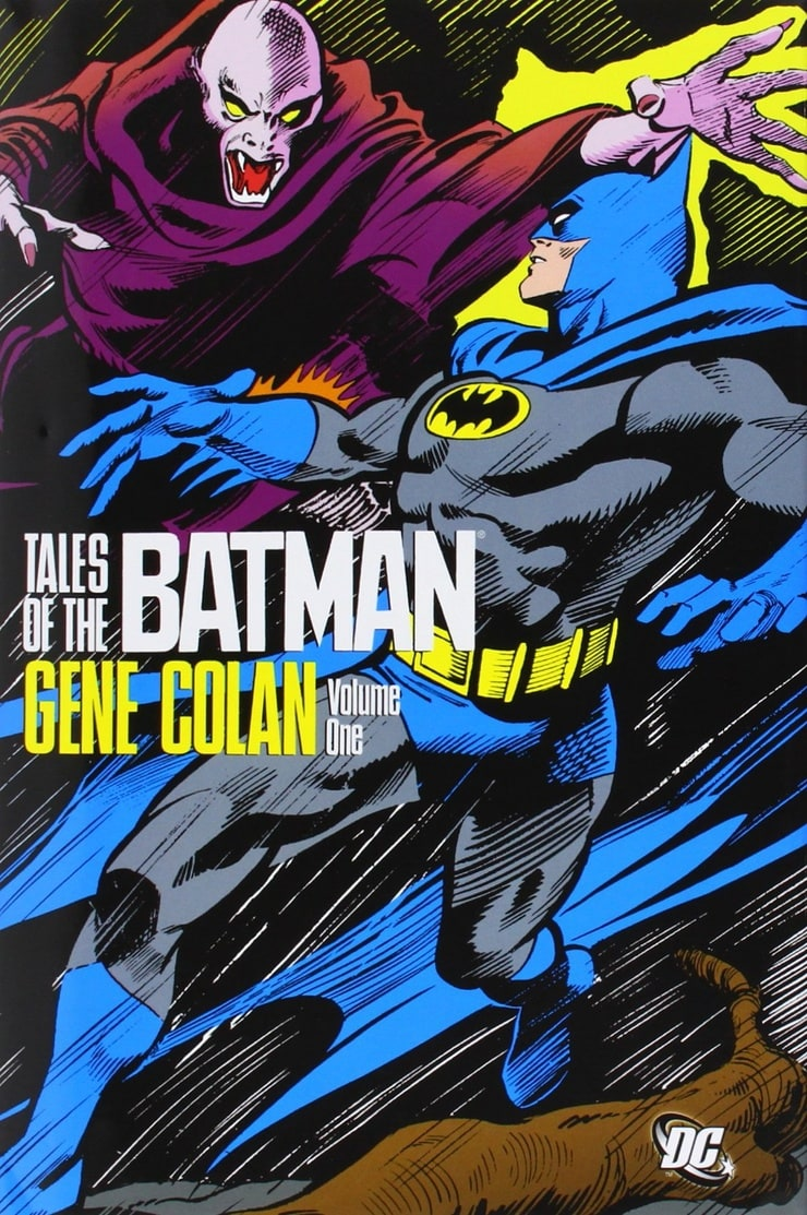 Tales of the Batman: Gene Colan, Volume One