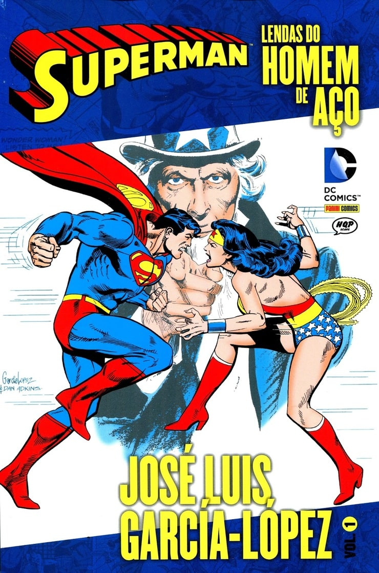 Limited Collectors' Edition #C-54: Superman Vs. Wonder Woman.