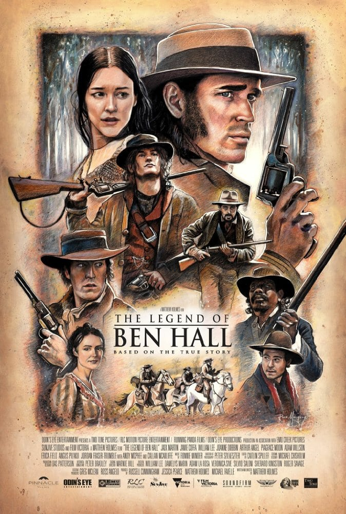 The Legend of Ben Hall                                  (2017)