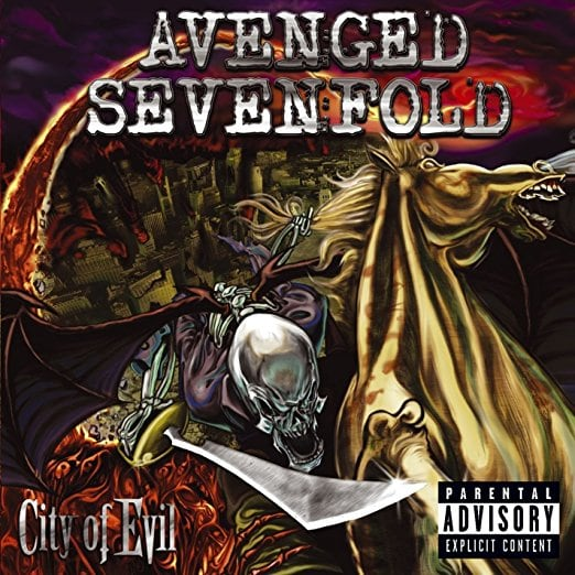 CITY OF EVIL [Vinyl]